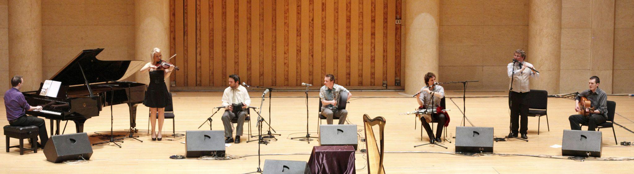 Ciorras at The Forbidden City Concert Hall, Beijing