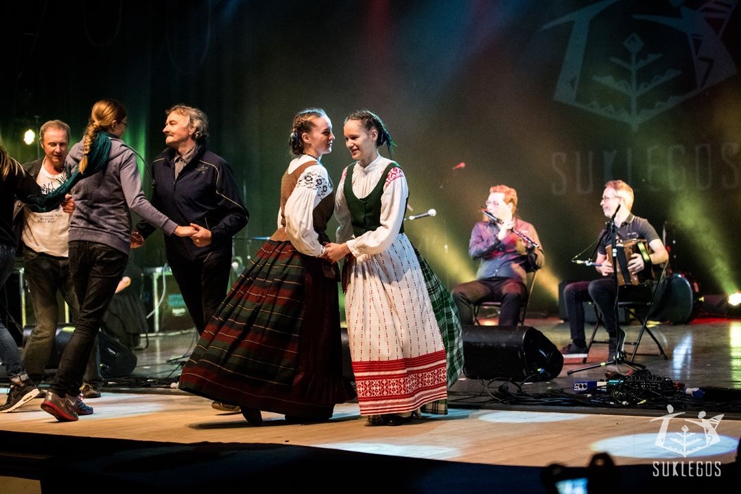 Suklegos Festival in Lithuania with Traditional Arts Collective