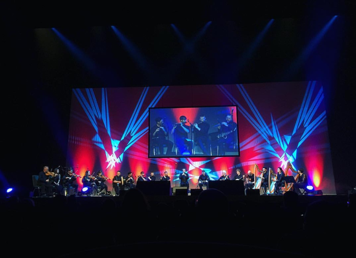 Launch of 'Songs of Zelda' Album at The Convention Centre Dublin