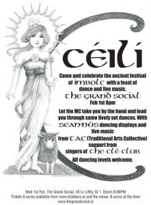 Imbolc Ceili with TAC