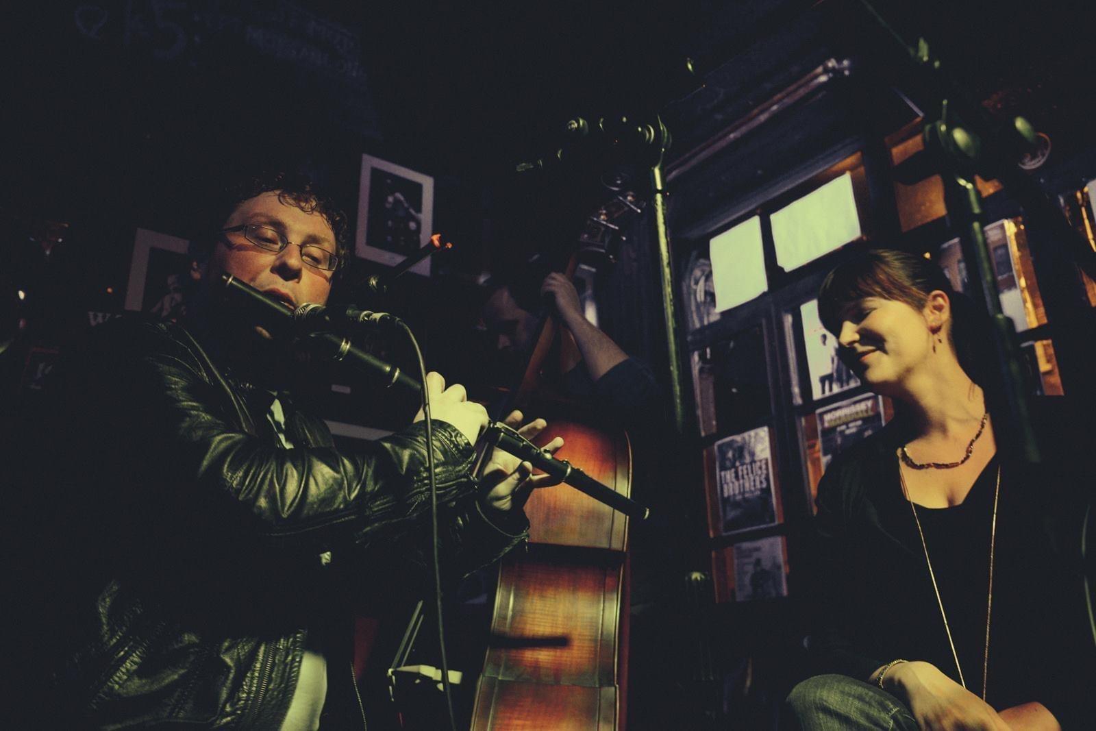 Folk Club at Whelan's Dublin